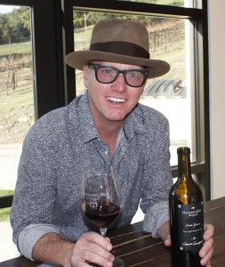 Doug Hauck of HammerSky Vineyards