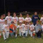 Local Youth Baseball Team Wins Big