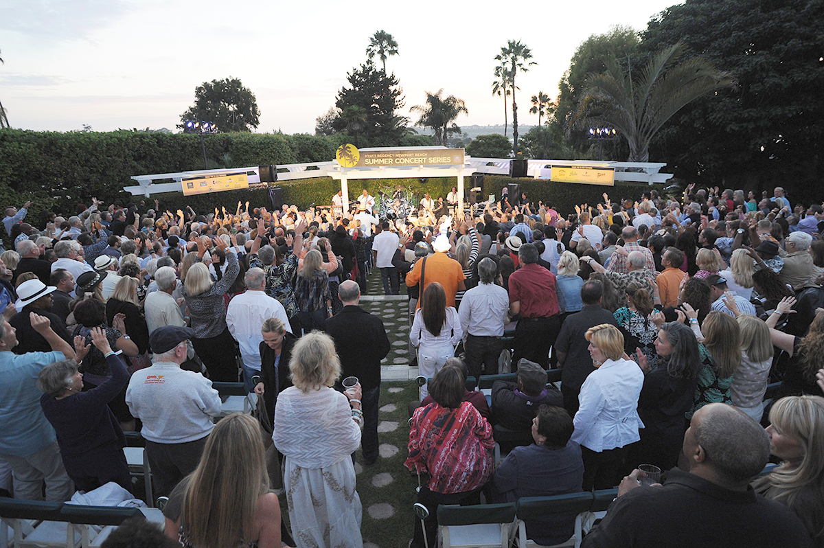 Hyatt Newport Beach Summer Concert Series