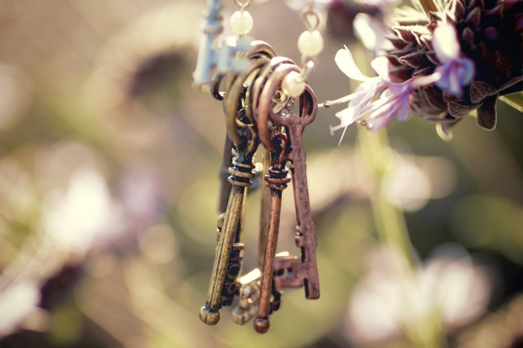 Keys  — Photo by Lauren Lamm ©