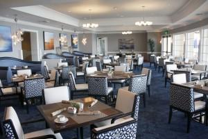 New Waterline restaurant