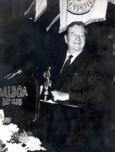 John Wayne at Balboa Bay Club