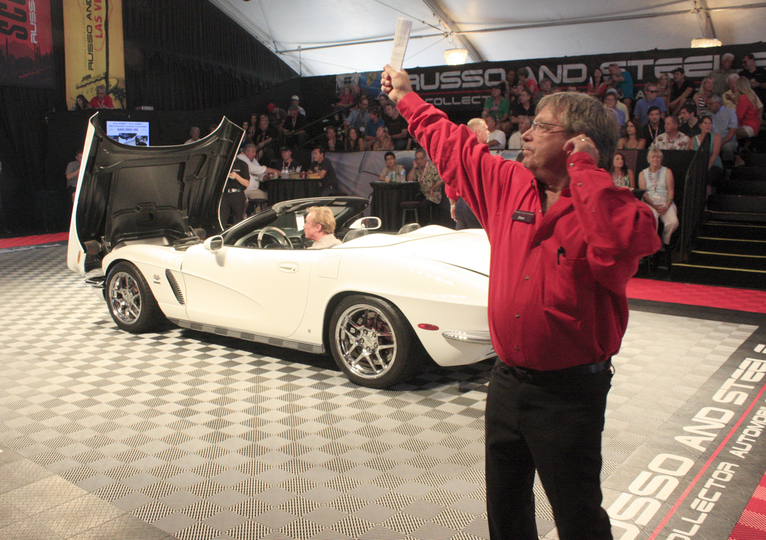 Newport Beach Local News Biz Buzz: Russo and Steele Auto Auction ...
