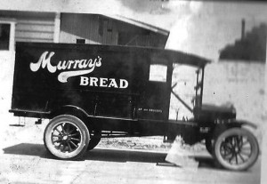 Murray Baking Company truck