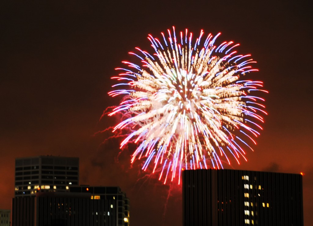 NB Fireworks