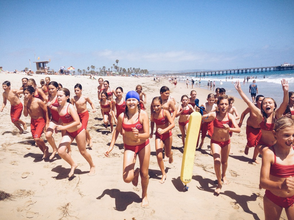 The Newport Beach Junior Lifeguard program is celebrating its 30 year anniversary this summer