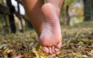 bare-foot