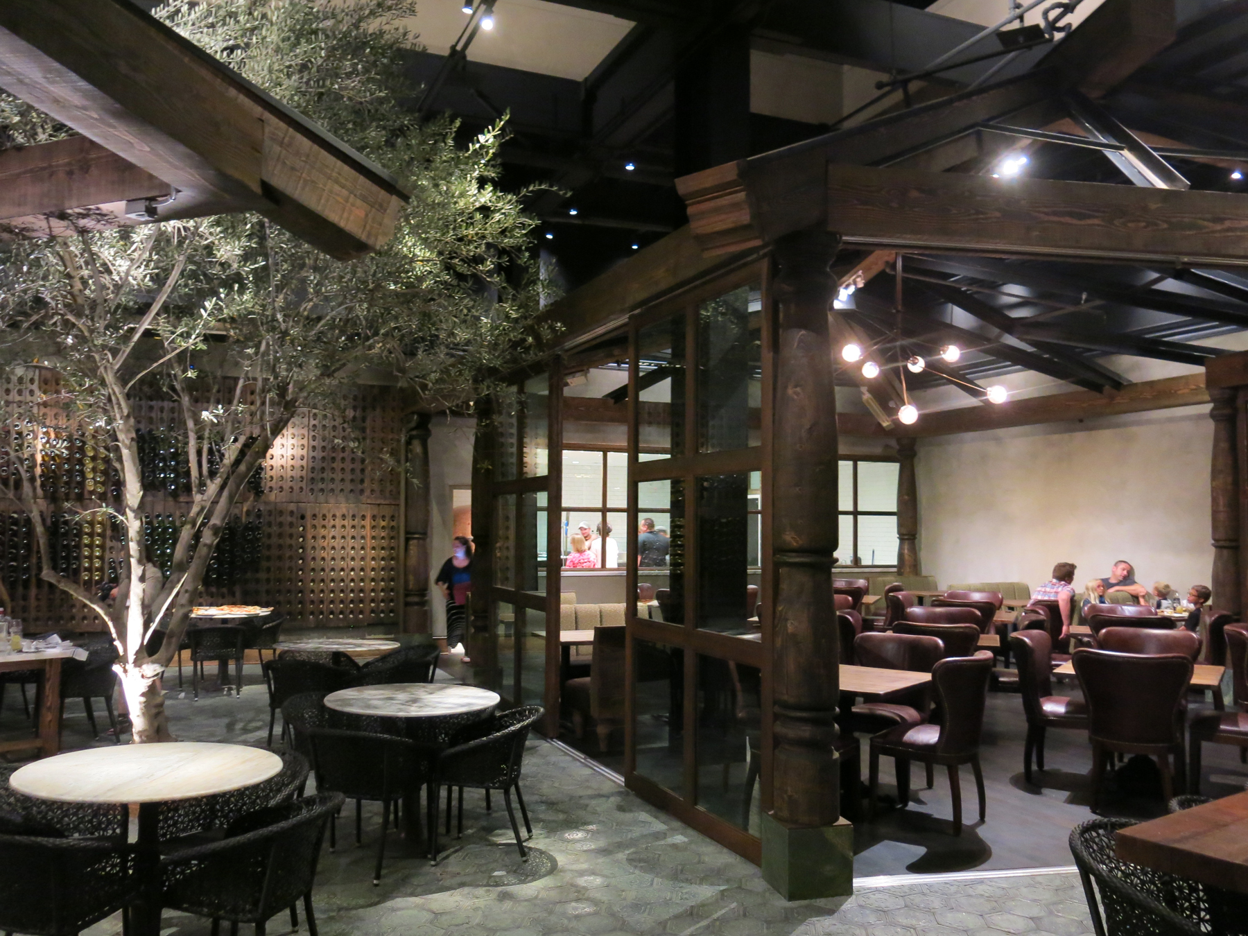 Italian Community Center Restaurant