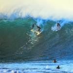 High Surf Impacts Balboa Peninsula