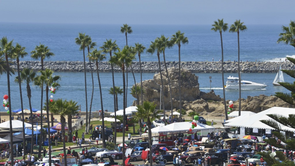 Coastline Car Classic at Big Corona State Beach