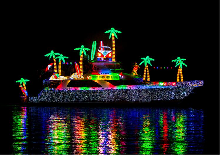Newport Local News Grand Marshals Named for Christmas Boat Parade ...