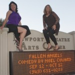 Curtain Up: 'Fallen Angels' Lands with Laughter at NTAC