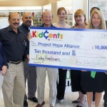 Charity Spotlight: Rite Aid Foundation Donates $10K to Project Hope Alliance