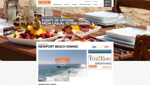DineNB.com website
