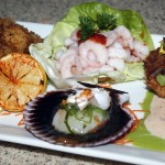 Off the Menu: Sustainable Seafood at Bluewater Grill, Viva La Vida Cantina