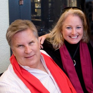 Bruce Cook and Lynn Selich