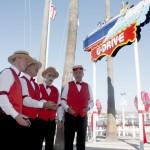 "Communities: Iconic Balboa Village Sign Tells Visitors ""U-Drive"""