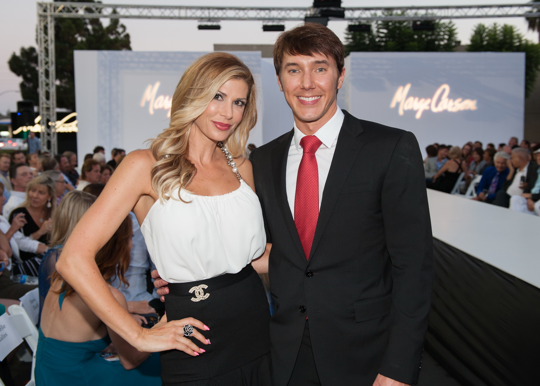 lovely Marc Pridmore Designs Part - 3: Alexis Bellino and Marc Pridmore