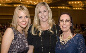 Childhelp OC Rat Pack Redux Gala Co-Chairs (l to r) Kristen James, Shan Vincent and Joy Whitlock-Estrada