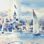 Artscapes: An Artistic Centennial Celebration for Rex Brandt