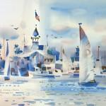 Artscapes: An Artistic Centennial Celebration for Rex Brandt