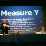 Supporters, Opponents Debate Measure Y