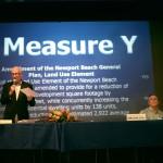 Supporters, Opponents Debate Measure Y