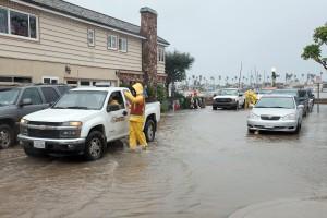 Sapphire Street Flooding, Dec. 2010