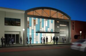 fine arts center 3