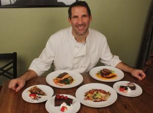 Chef Kevin Cahalan of Sliding Door