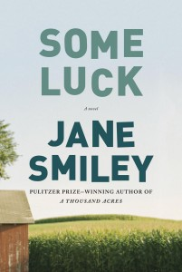 some luck book cover