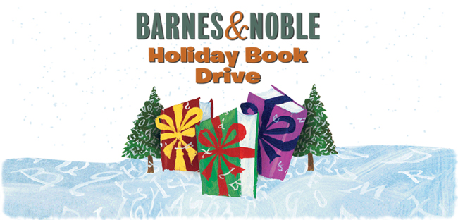 Newport Local News Under Cover: A Barnes & Noble Christmas ...