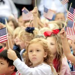Campus: Mariners Elementary Students Honor Veterans