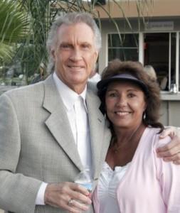 Bill Medley and Linda Hatfield