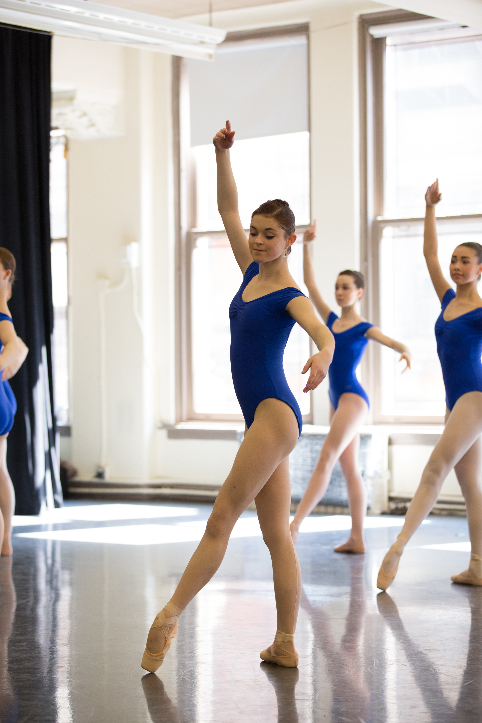 Newport beach local news abt brings ballet school to for Allart center
