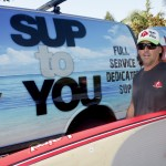 Biz Buzz: SUP to You Offers Paddleboard Test Drives