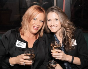 April Batista & Amanda Stafford of JP Morgan Chase