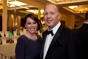 Alison and Flynn A. Andrizzi, Ph.D., Hoag Hospital Foundation President