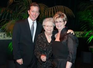 Terry Dwyer, Gini Hunsacker, Judy Morr