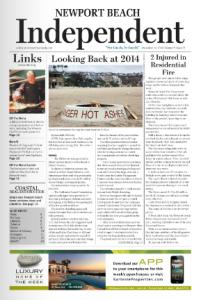Newport Beach newspaper