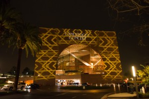 Segerstrom Center- Candlelight Concert - Segerstrom Hall Grand Portal - Kimberly April