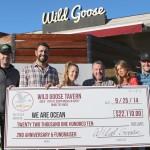 Charity Spotlight: Wild Goose Raises $22K for We Are Ocean