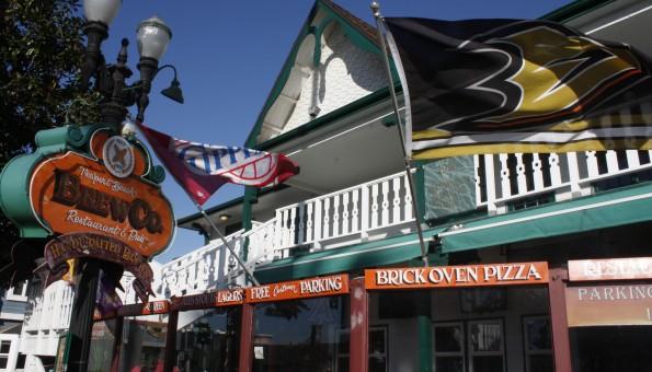 NB Brewing Company hosts a Super Bowl party