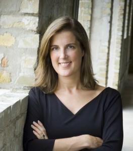 The Same Sky author Amanda Ward