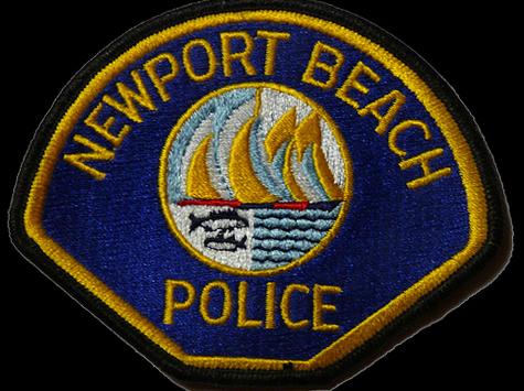 City Of Newport Beach Police Blotter