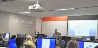 Newport Beach Public Library Media Lab