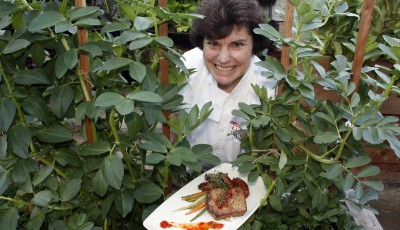 Chef Cathy Pavlos of Promenance Restaurant wants diners to Seize the Dish during Newport Beach Restaurant Week