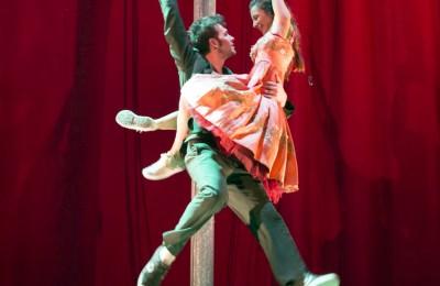 south coast repertory presents Tristan & Yseult