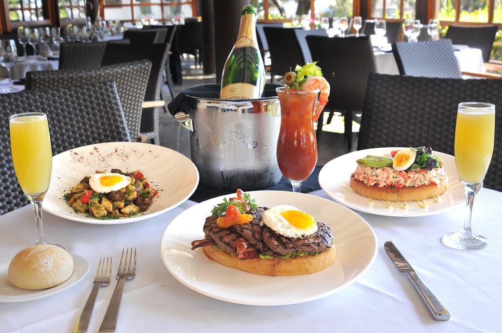 Bayside Restaurant Brunch Newport Beach