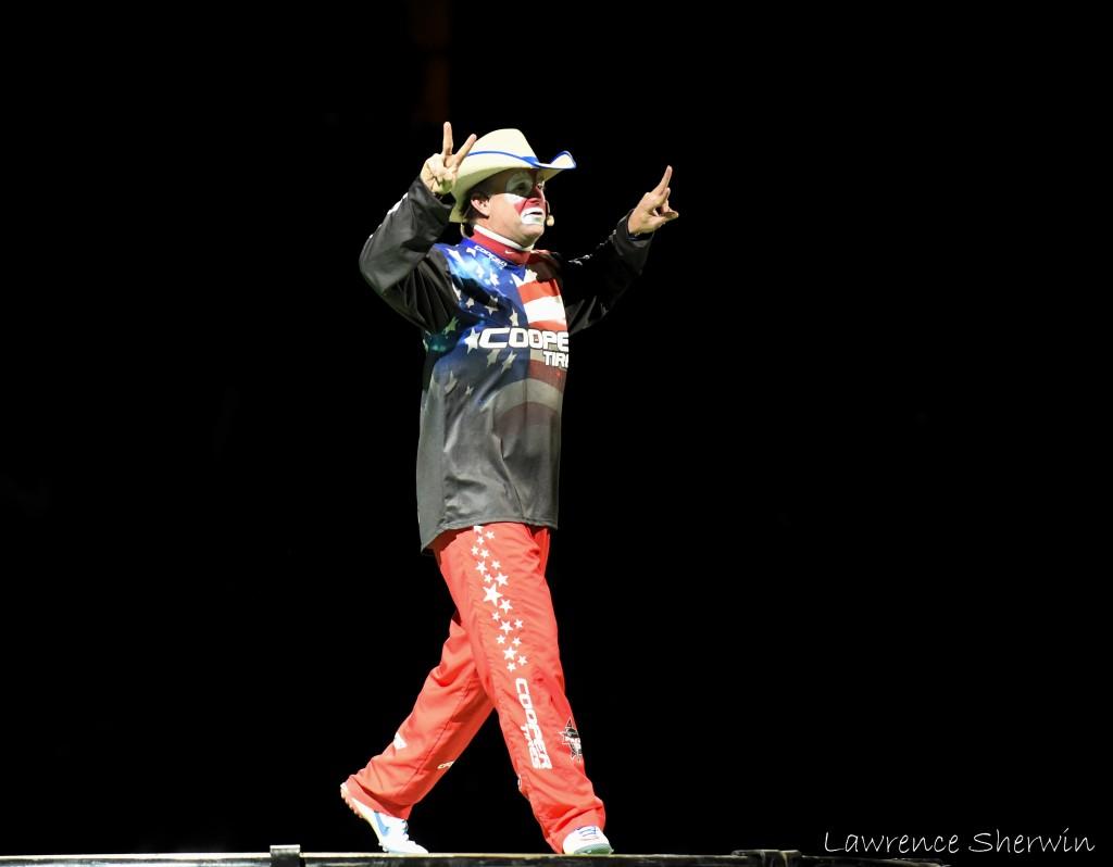 Flint Rasmussen Clown